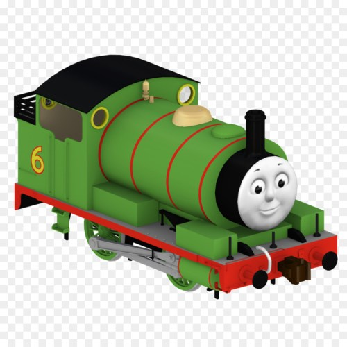 Medium Of Percy Thomas And Friends