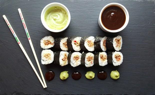 Pulled Pork Sushi - Außergewöhnlich gut