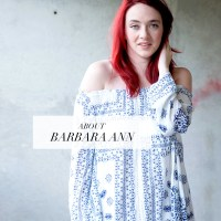 Barbara Ann is a twenty-something, fashion and sty…