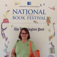barb at book fest