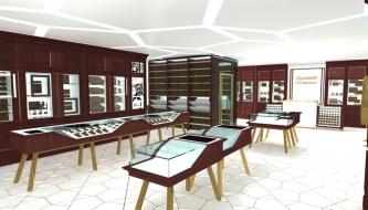 Retail design agency london uk barber design for Retail design agency london