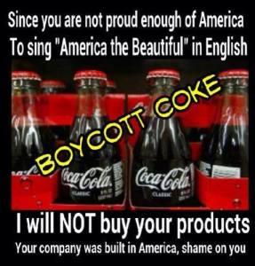 boycott coke