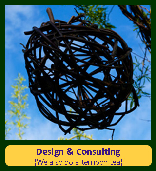 Permaculture Consulting Services, with a focus on regenerative ecosystem gardens