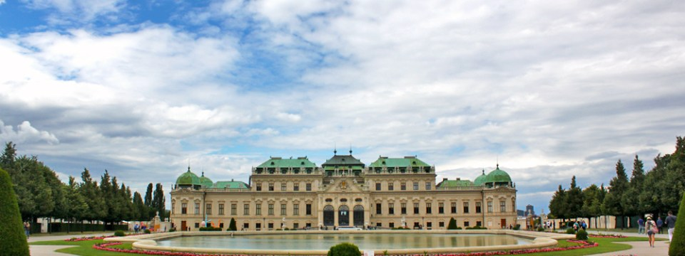 Vienna: The City of Beautiful Cakes