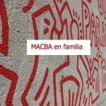 Talleres familiares en el MACBA
