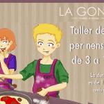 taller cocina infantil barcelona