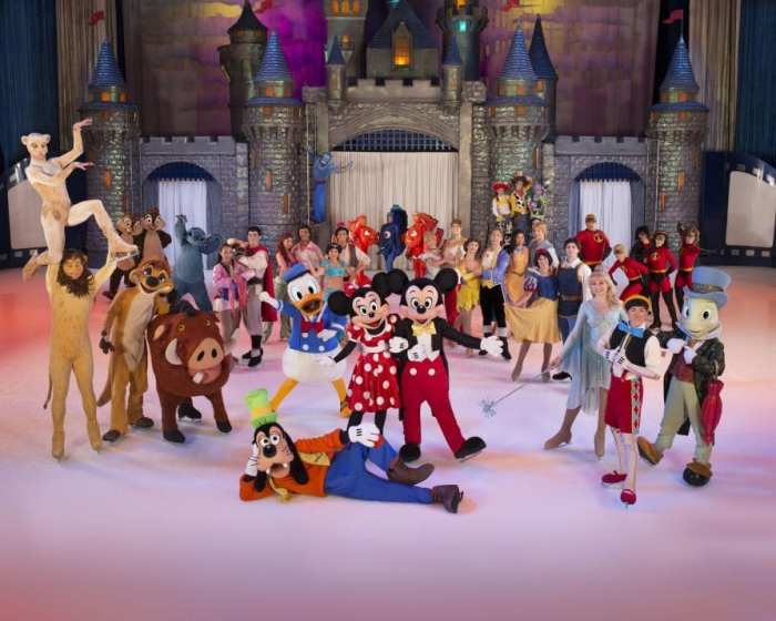 Disney On Ice Barcelona