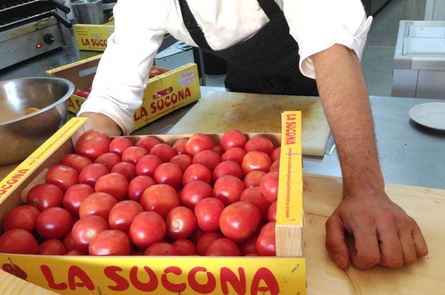BAR NOU   Pa amb tomaquet Barcelona