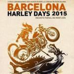 Barcelona Harley days