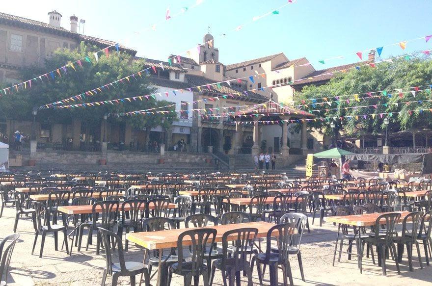Visitar Pueblo Español de Barcelona