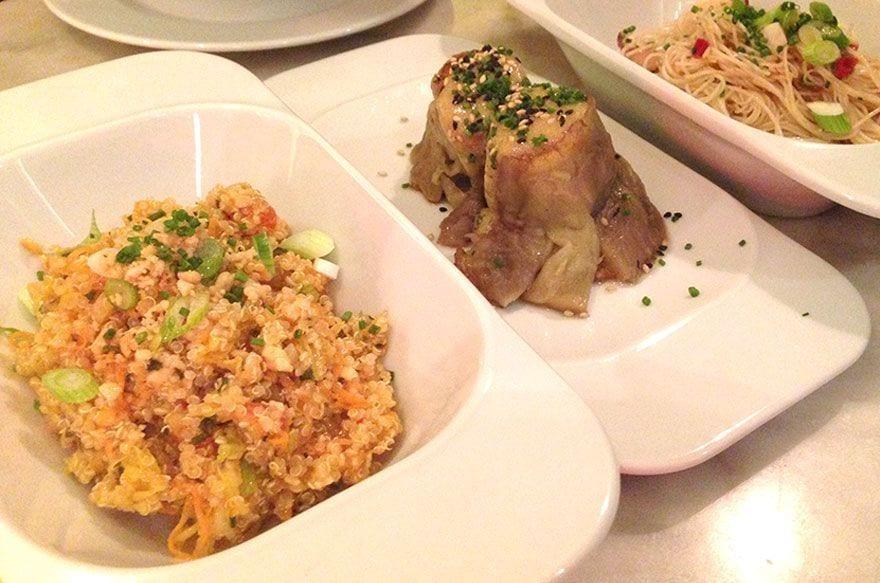 Restaurante asiatico Satay Grill Barcelona