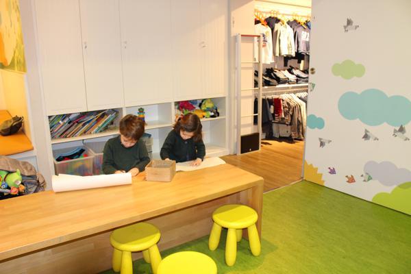 Contacacao, cafetería para ir con niños en Barcelona