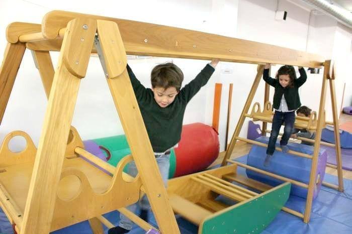Gymboree espacio ludoteca actividades niños