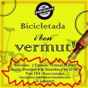 Ruta en bici Barcelona Vilassar