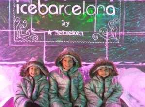 ice bar barcelona