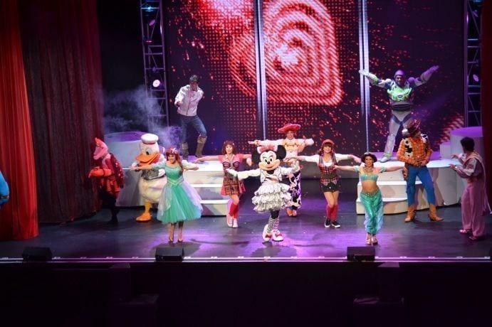 Disney Live! Mickey's Music Festival.