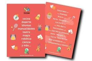Guia los mejores casales de verano para niños | Barcelona Colours