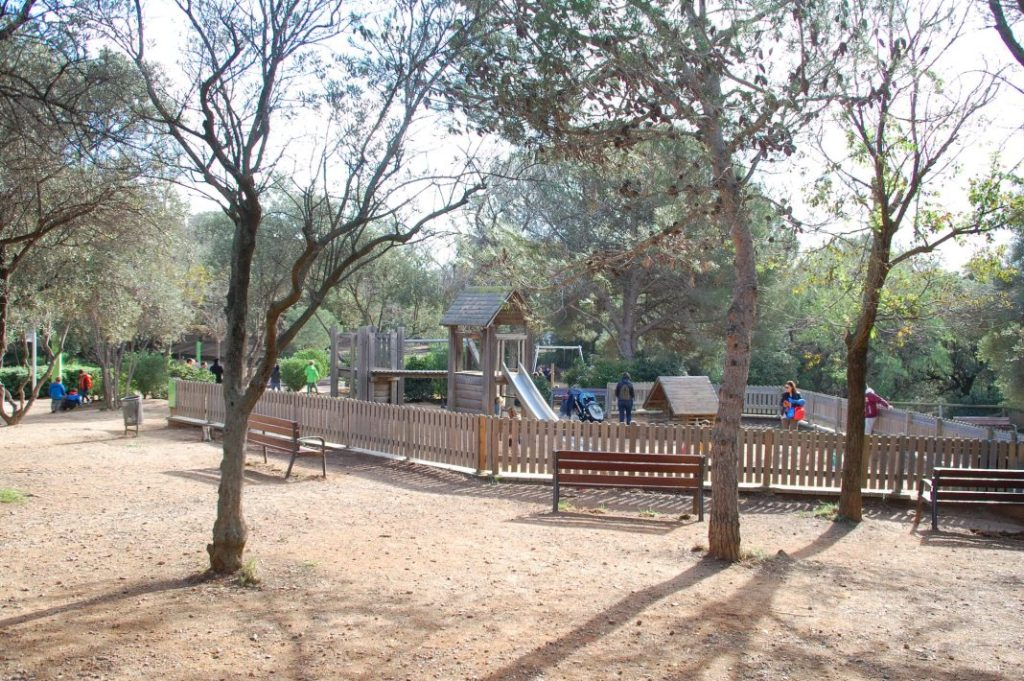 parc-oreneta-barcelona