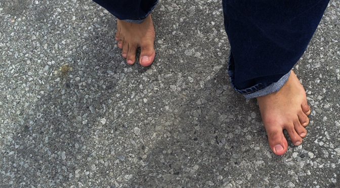 How I Became a Barefooter