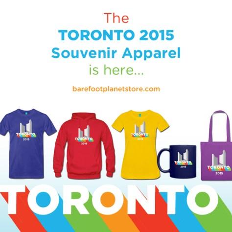 Toronto 2015 Apparel