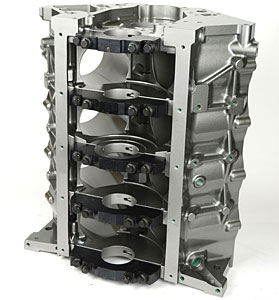 gm ls cast iron engine block