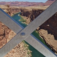 X Marks the Canyon
