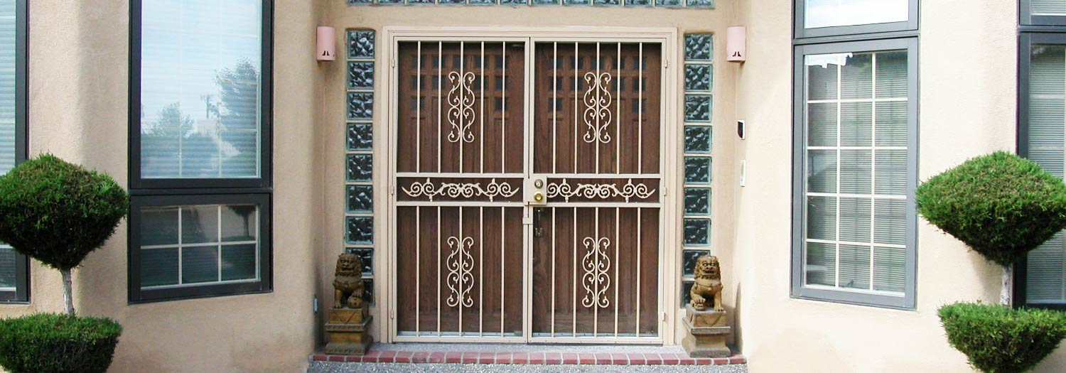 Sparkling Image Gallery Product Information Security Screen Doors Storm Screen Security Wrought Iron Albuquerque Security Screen Masters Tucson Security Screen Masters Cost houzz-03 Security Screen Masters