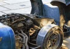 Abandoned Race Cars of All Types