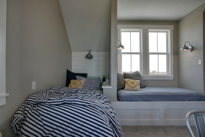 Built-In Beds | Barn Light Homes | Waco TX