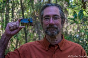 Charles with his Florida StatePar Pass