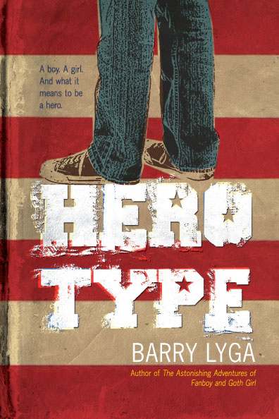 Hero-Type paperback cover