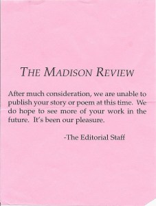 Madison Review