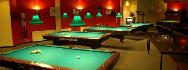 Pool Cafe
