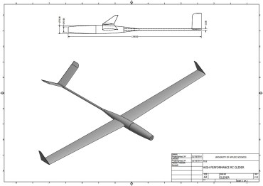 Drawings 1 Project 'Design Build and Fly'