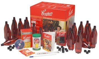Cooper's Home Brewing Kits