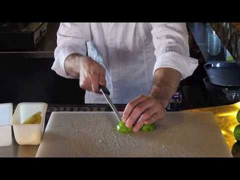 How To Cut Fruit Limes