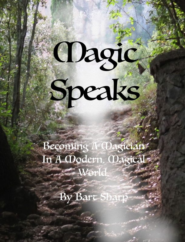 Magic Speaks letter head