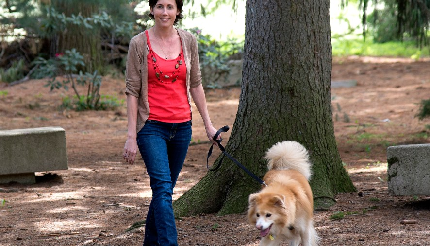 Email Reminders Lead to Health Benefits of Walking Dogs