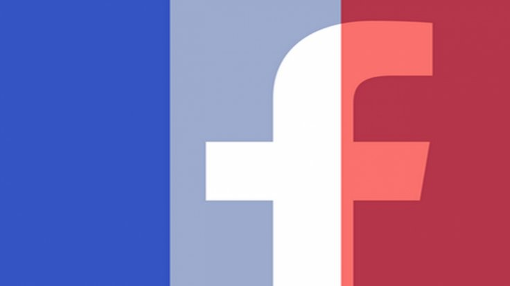 facebook pray for paris