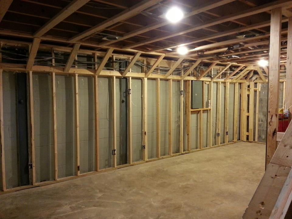28 How Much To Frame A Basement Basement Finished