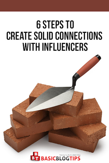 How to Make Solid Connections With Influencers