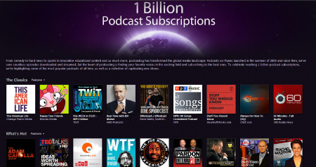 itunes one billion subscriptions