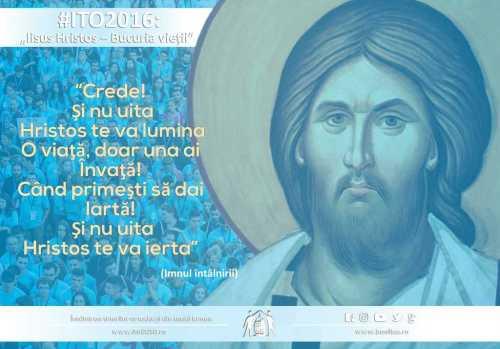 Imnul Întâlnirii tinerilor ortodocşi din toată lumea 2016