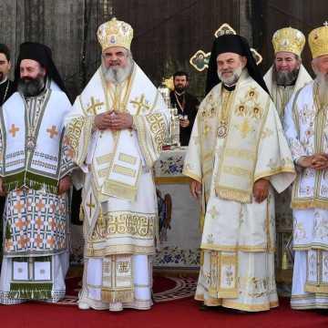 Patriarhul Daniel, Liturghi, Catedrala Neamului, Catedrala Mantuirii Neamului, CMN, #ITO2016 (84)