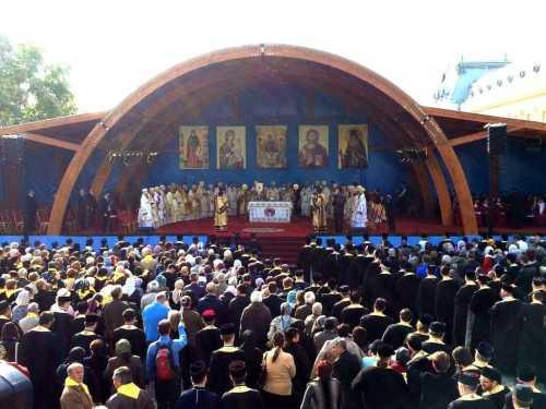 Sărbătoarea Sf Antim Ivireanul la Catedrala Patriarhală