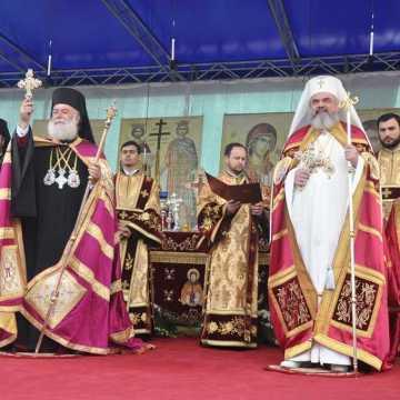 Patriarhul Romaniei si Patriarhul Alexandriei