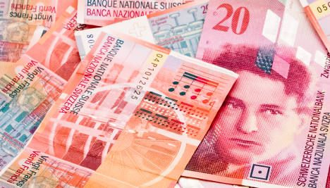 Zwitsers referendum over 2500 Franken basisinkomen