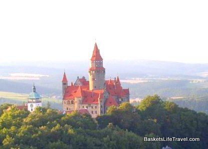 Castles in the Czech Republic