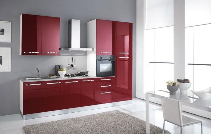 Le proposte mondo convenienza per vivere la cucina in - Cucina bordeaux ...