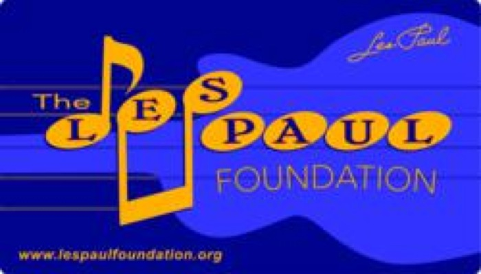 The Les Paul Foundation marks 2013 with Award grants to organizations across the U.S.